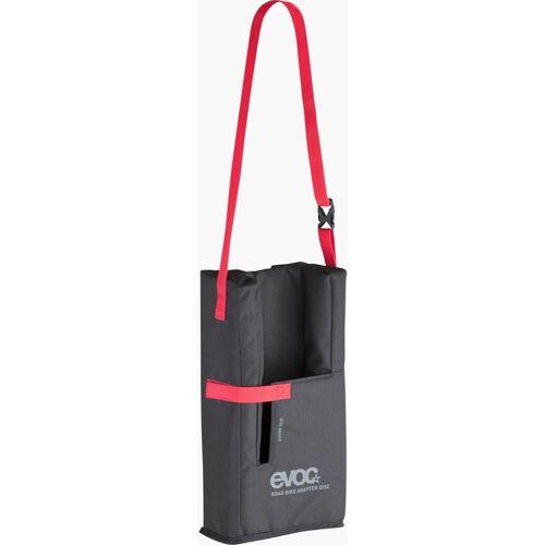 Evoc Road Bike Adapter Disc Remschijven Transportbescherming - Zwart Rood