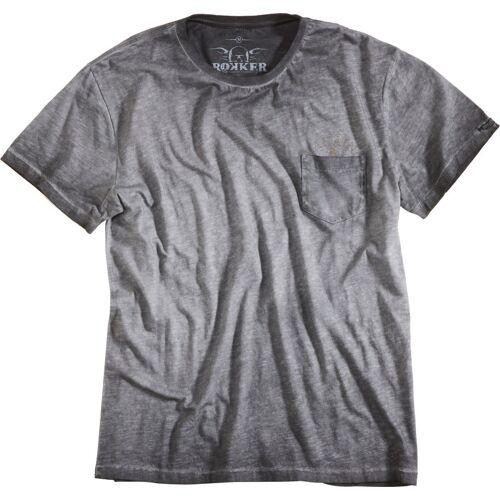 Rokker Lahaina T-Shirt - Grijs