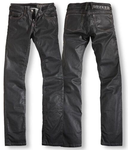 Rokker The Black Diva Jeans Lady...