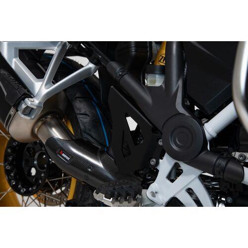 SW-Motech Remcilinder beschermer set - Zwart. BMW R1200GS, R1250GS. -