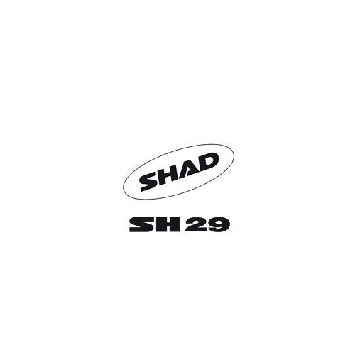 SHAD SH29 SHAD STICKERS 2011 -