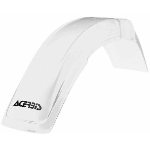 Acerbis Nost Voorspatbord - Wit