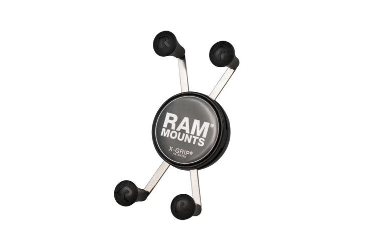 SW-Motech RAM X-Grip klem voor s...
