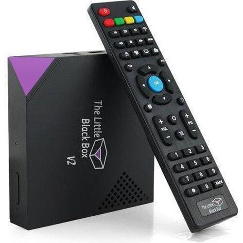 Merkloos Little Black Box V2 - XBMC Mediaspeler