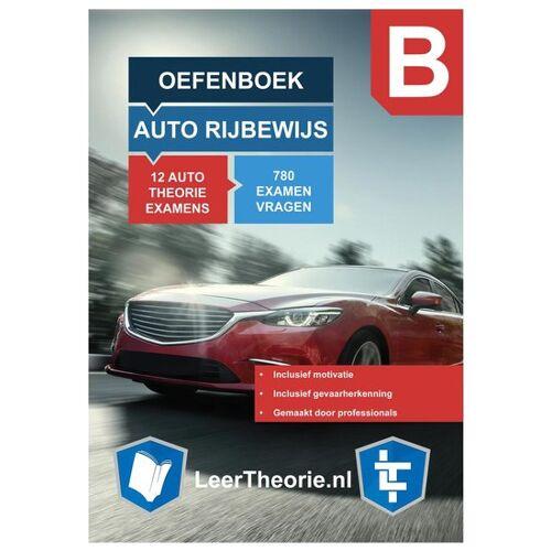 boek Auto Theorie Rijbewijs B - Oefenboek - 2020 (BOEK)