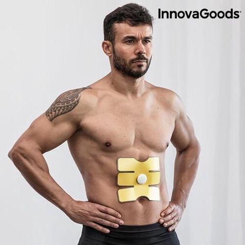 InnovaGoods Patch met Elektrostimulatie voor Buikspieren