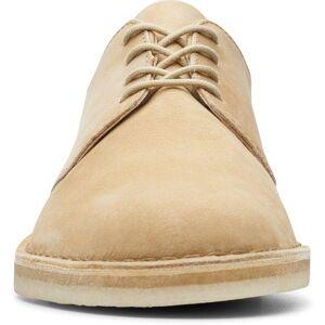 Clarks Originals Desert London - 45 - Heren Veterschoenen - Maple Nubuck