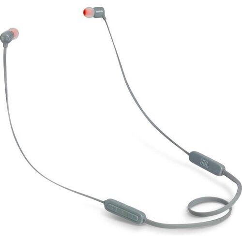 JBL T110BT Grijs - Draadloze In-Ear Oordopjes