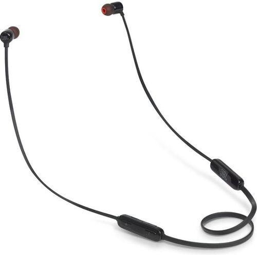 JBL T110BT Zwart - Draadloze in-ear oordopjes
