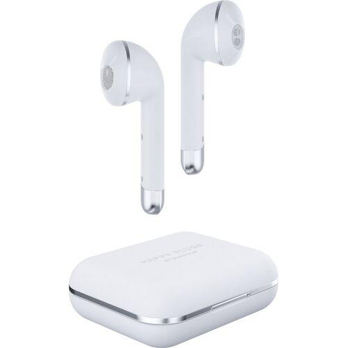 Happy Plugs Air 1 Wit - Volledig draadloze oordopjes