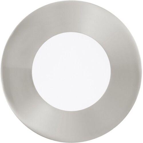 EGLO Fueva 1 - Inbouwarmatuur - 3 Lichts - Nikkel-Mat - Wit