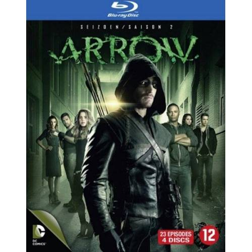 Warner Bros Home Entertainment Arrow - Seizoen 2 (Blu-ray)