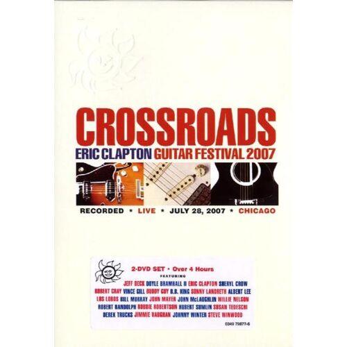Unknown Eric Clapton - Crossroads Guitar Festival 2007
