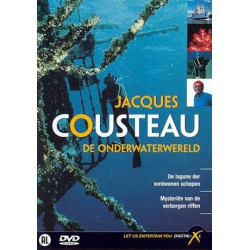 Unknown Jacques Cousteau - De Onderwaterwereld - DVD