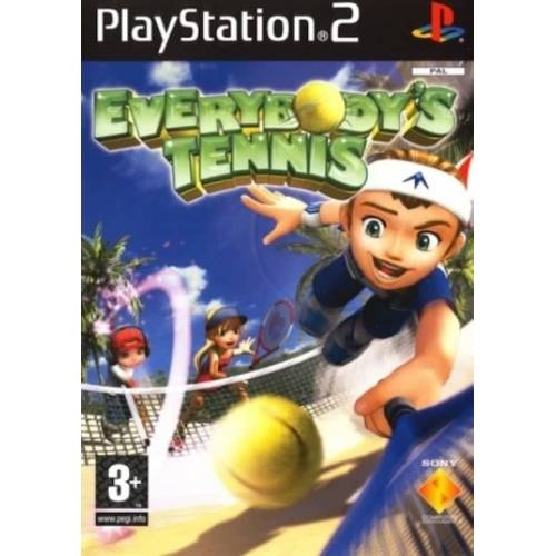 Sony Everybody's Tennis - PS2