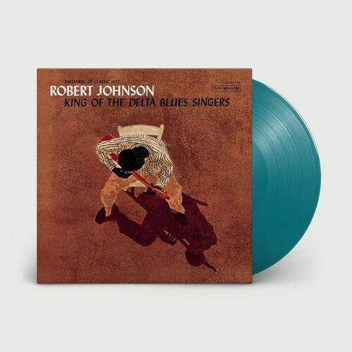 Robert Johnson - King Of The Delta Blues Singer (LP)