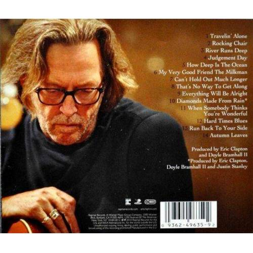 Unknown Eric Clapton - Clapton - CD