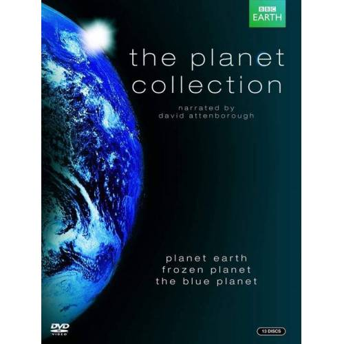 TV Serie BBC Earth - The Planet Collection (Blu-ray)