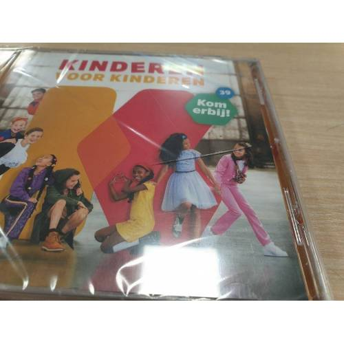 Unknown Kinderen voor Kinderen 39 - Kom Erbij! - cd