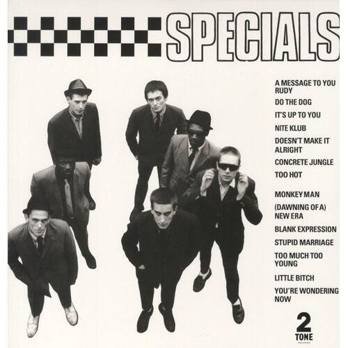 Unknown Specials -Hq/Reissue- (LP)