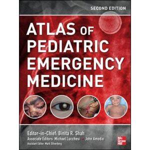 Unknown Atlas of Pediatric Emergency Medicine - 1e druk - 880 pagina's
