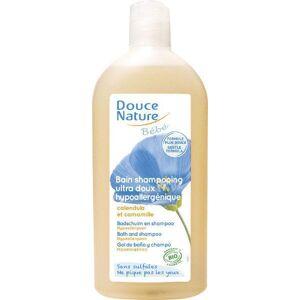 Douce Nature Baby badschuim & shampoo