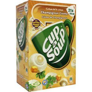 Cup A Soup Champignon creme soep
