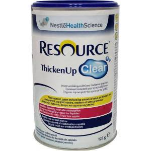 Resource Dieetvoeding resource thicken-up clear