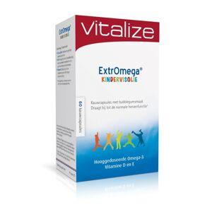 Vitalize Extromega kindervisolie