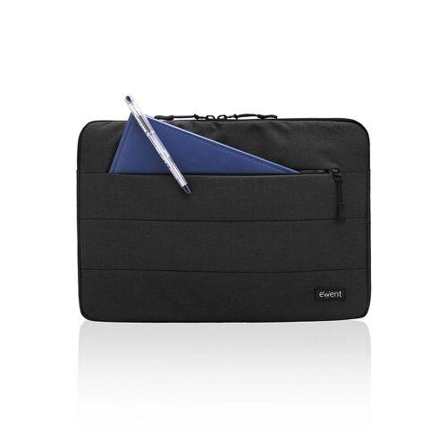 Ewent EW2521 Urban Laptop Sleeve 14.1 inch - Zwart