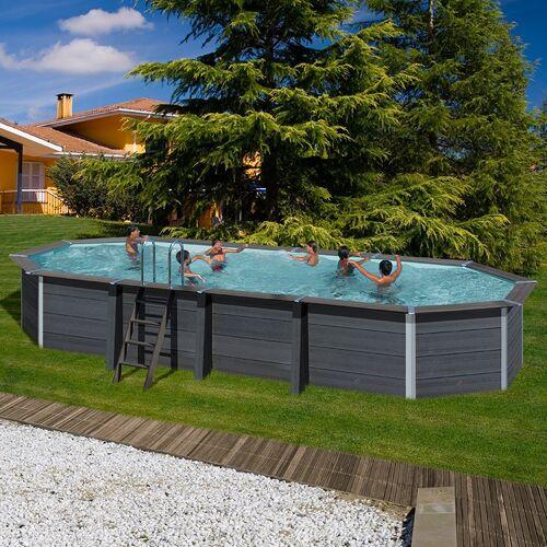 Gre Avantgarde zwembad - ovaal