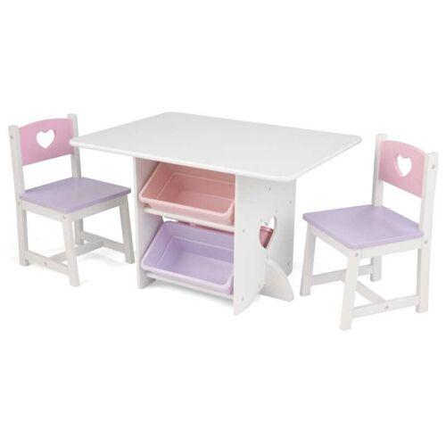 Kidkraft Tafel en 2 stoelen met ...