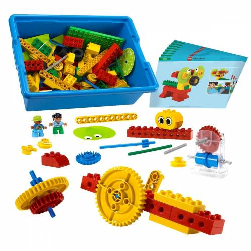 Lego Education LEGO DUPLO Techniek Set 9656