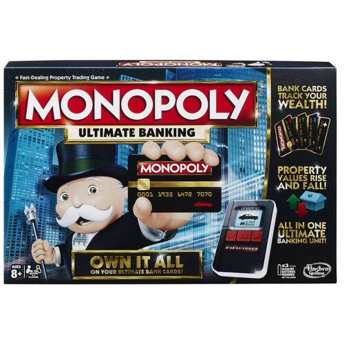 Hasbro Gaming Monopoly Extreem Bankieren -