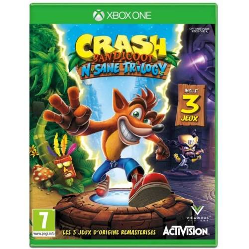 Crash Bandicoot N. Sane Trilogy ...