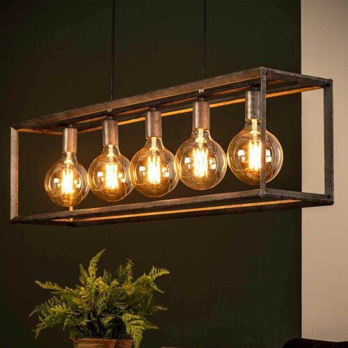 Emob Hanglamp Degree 5 lichtbronnen