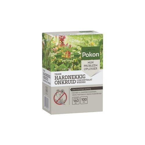 Pokon Onkruidverdelger   Pokon   100 ml (Concentraat, Hardnekkig onkruid, Weedex)