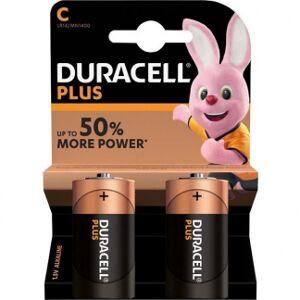 Duracell C LR14 batterij - Duracell - 2 stuks (Alkaline, 1.5 V)