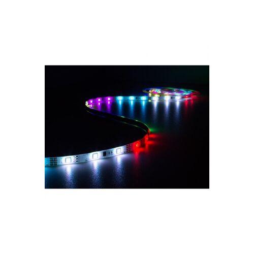 Perel LED strip met voeding - 5 meter (Flexibel, 12V, Animaties, 150 LEDs, RGB)
