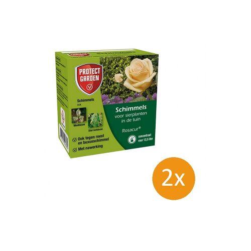 Protect Garden Rosacur - Protect Garden (Concentraat, Tegen schimmels en ziekten, 2x 50 ml)