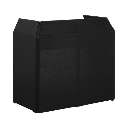 Singercon DJ standaard - tot 100 kg - inklapbaar - werkhoogte 90,5 cm 10110248
