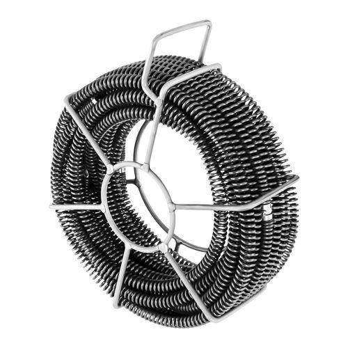 MSW Pijpreinigingsspiralen set 6 x 2,45 m / Ø 16 mm 10060366