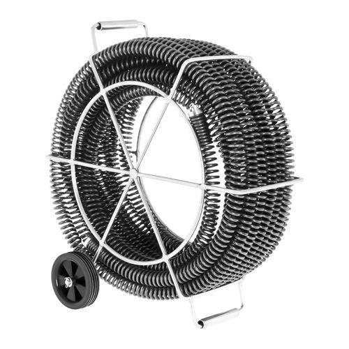MSW Pijpreinigingsspiralen set 4 x 4,65 m / Ø 32 mm 10060369