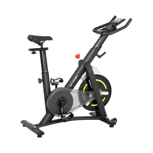 Gymrex Hometrainer - Spinning fiets - vliegwiel massa 13 kg - LCD 10230160