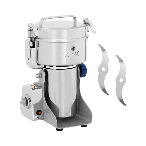 Royal Catering Elektrische kruidenmolen - 800 g - 2.400 W 10010745