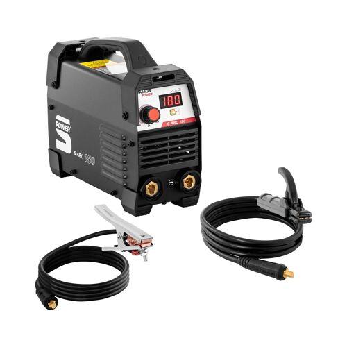 Stamos Power ² Elektrode lasapparaat - 180 A - hot start - handgreep 10021116