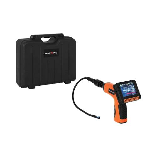 Steinberg Systems Endoscoopcamera - 3,5-inch LCD - 360 ° - SD-sleuf - Ø 10 mm - IP67 10030519