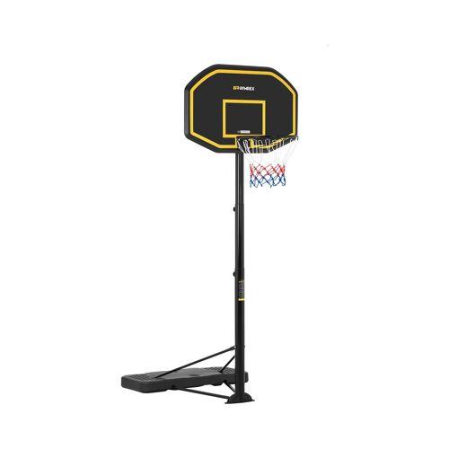 Gymrex Basketbalpaal - in hoogte verstelbaar - 200 tot 305 cm 10230039