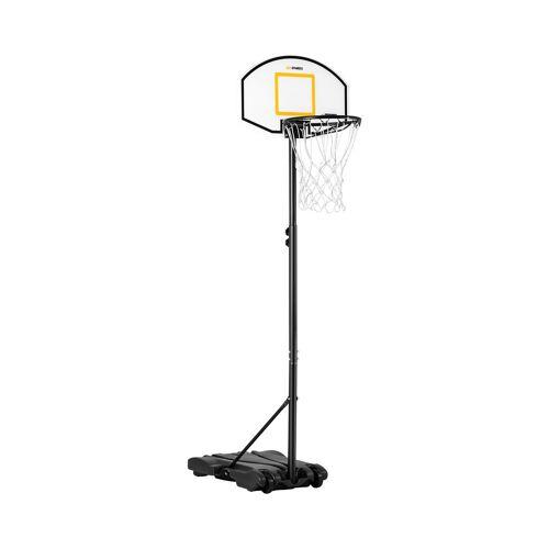 Gymrex Basketbalpaal - in hoogte verstelbaar - 178 tot 205 cm 10230180