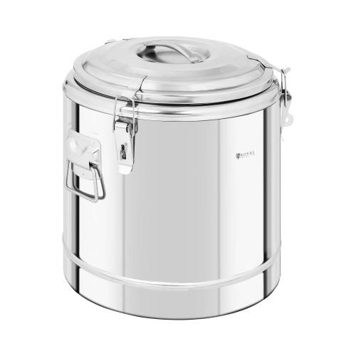 Royal Catering Thermische transportcontainer - 22 L 10011215